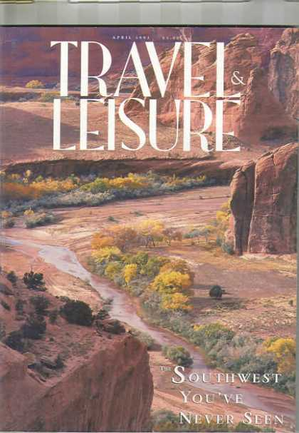 Travel & Leisure - April 1993