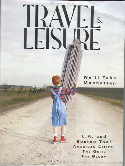 Travel & Leisure - May 1993