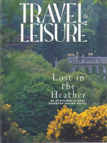 Travel & Leisure - July 1993