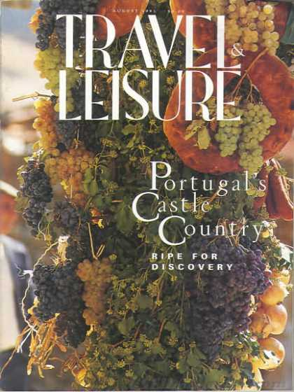 Travel & Leisure - August 1993