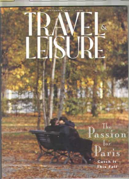 Travel & Leisure - September 1993