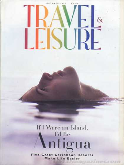 Travel & Leisure - October 1993