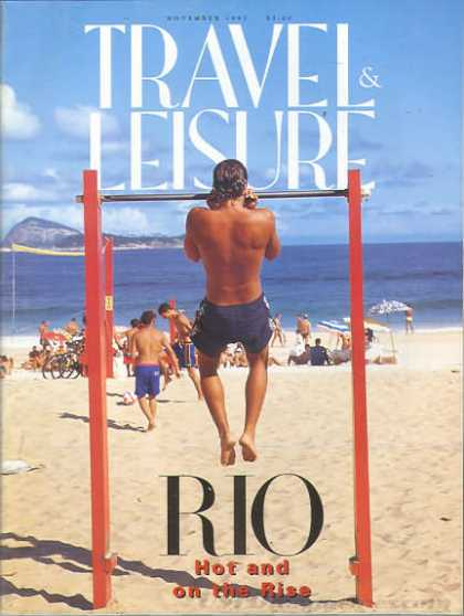 Travel & Leisure - November 1993