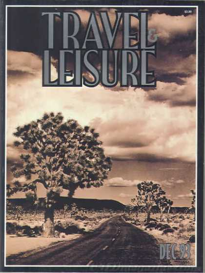 Travel & Leisure - December 1993