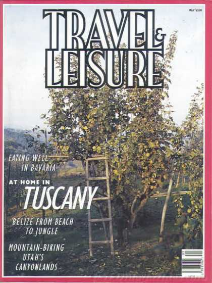 Travel & Leisure - May 1994