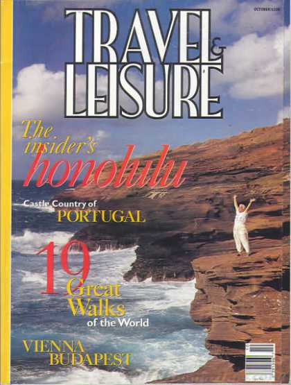 Travel & Leisure - October 1994