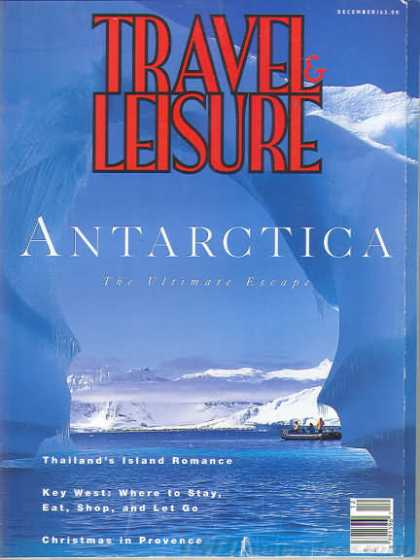 Travel & Leisure - December 1994