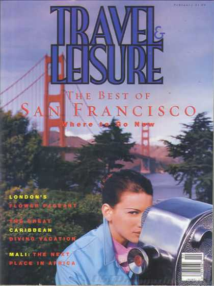 Travel & Leisure - February 1995