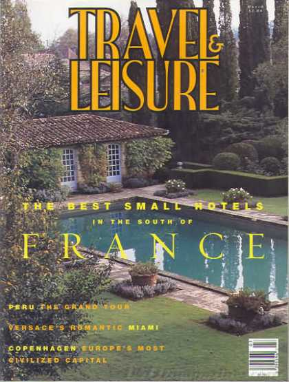 Travel & Leisure - March 1995