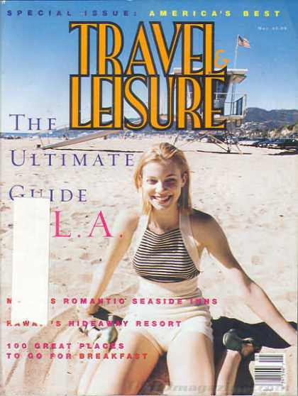 Travel & Leisure - May 1995