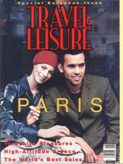 Travel & Leisure - June 1995