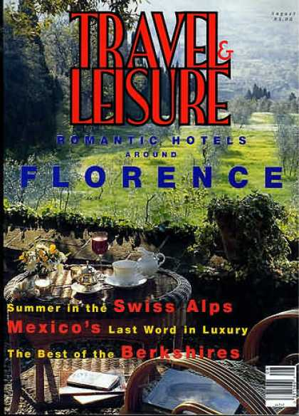 Travel & Leisure - August 1995