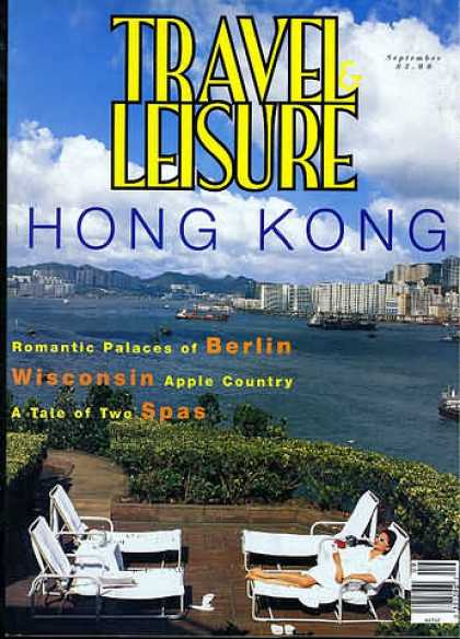 Travel & Leisure - September 1995