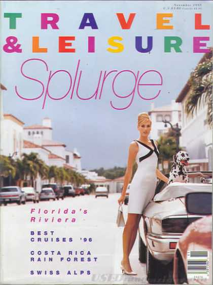 Travel & Leisure - November 1995