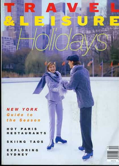 Travel & Leisure - December 1995