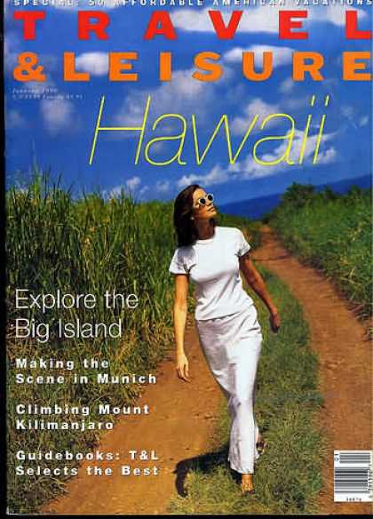Travel & Leisure - January 1996