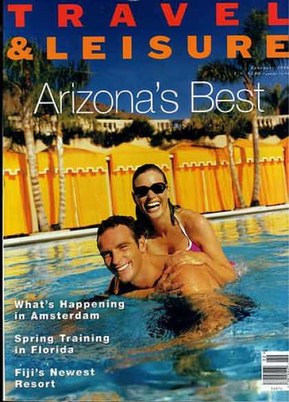 Travel & Leisure - February 1996