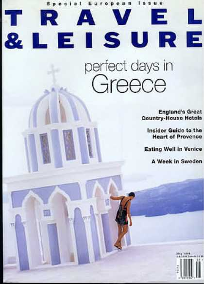 Travel & Leisure - May 1996