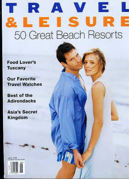 Travel & Leisure - June 1996