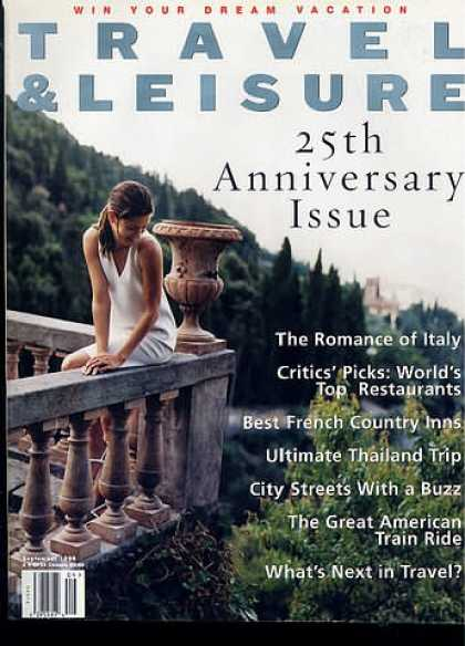 Travel & Leisure - September 1996