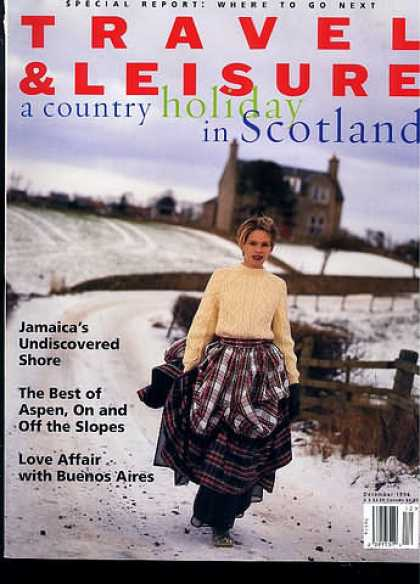 Travel & Leisure - December 1996