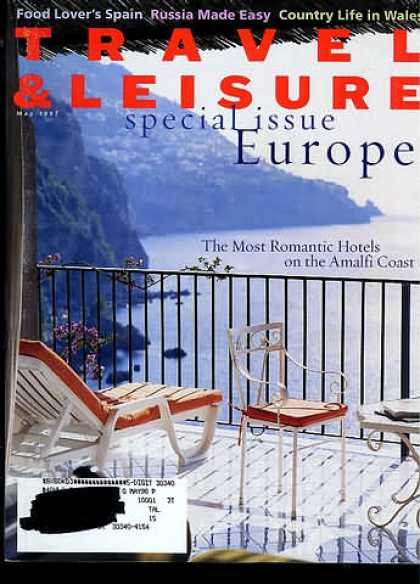 Travel & Leisure - May 1997