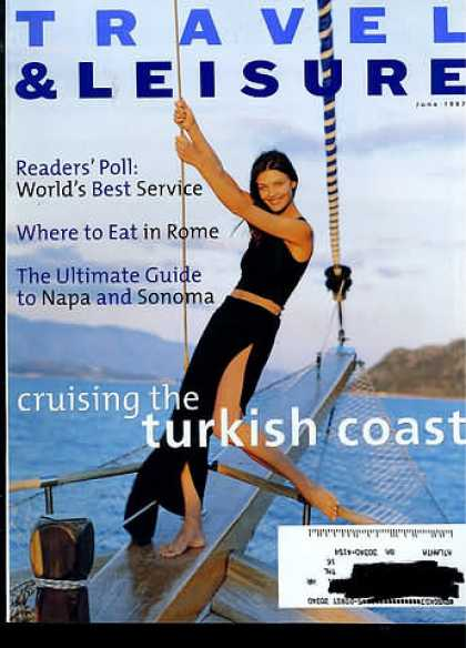Travel & Leisure - June 1997