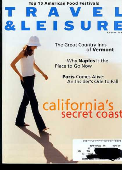 Travel & Leisure - August 1997