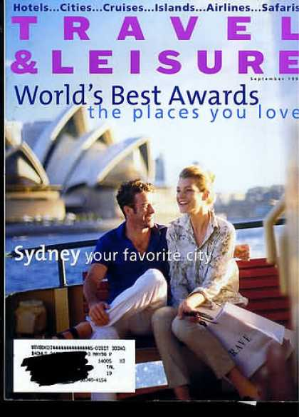 Travel & Leisure - September 1997