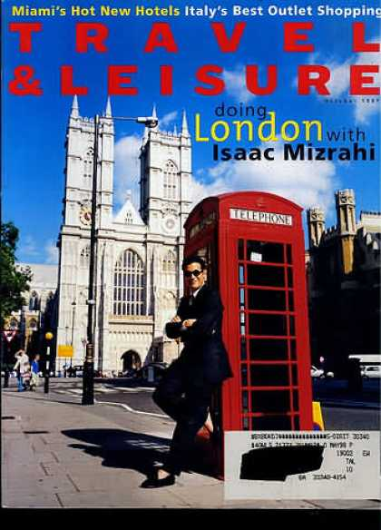 Travel & Leisure - October 1997