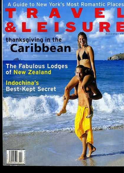 Travel & Leisure - November 1997