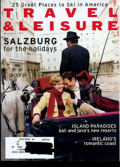 Travel & Leisure - December 1997
