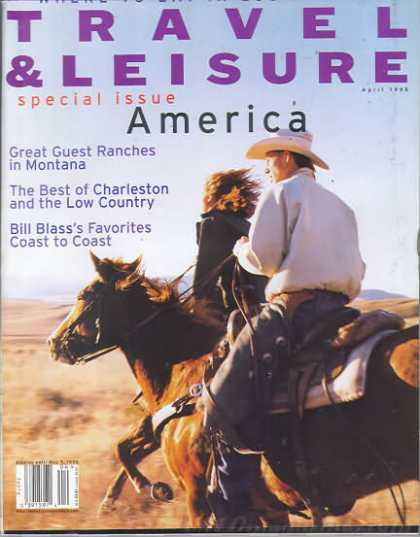 Travel & Leisure - April 1998