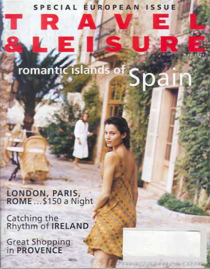 Travel & Leisure - May 1998