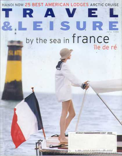 Travel & Leisure - July 1998