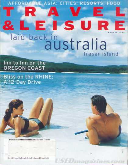Travel & Leisure - August 1998