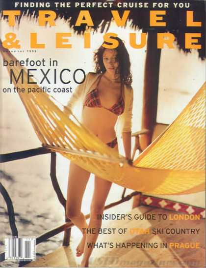 Travel & Leisure - November 1998