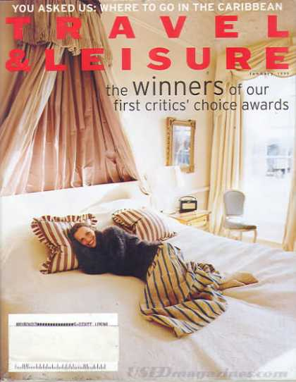 Travel & Leisure - January 1999