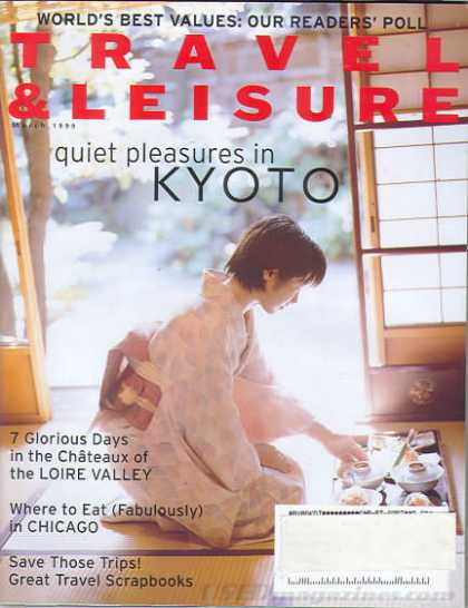 Travel & Leisure - March 1999