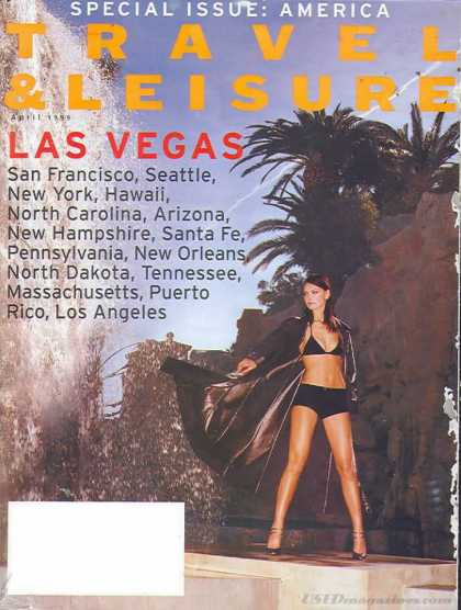 Travel & Leisure - April 1999