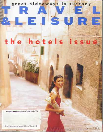 Travel & Leisure - June 1999