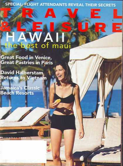 Travel & Leisure - November 1999
