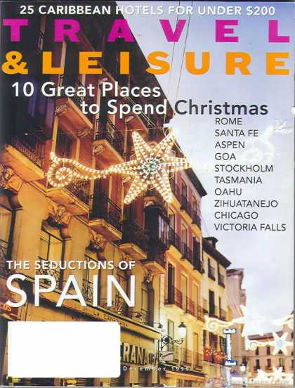 Travel & Leisure - December 1999