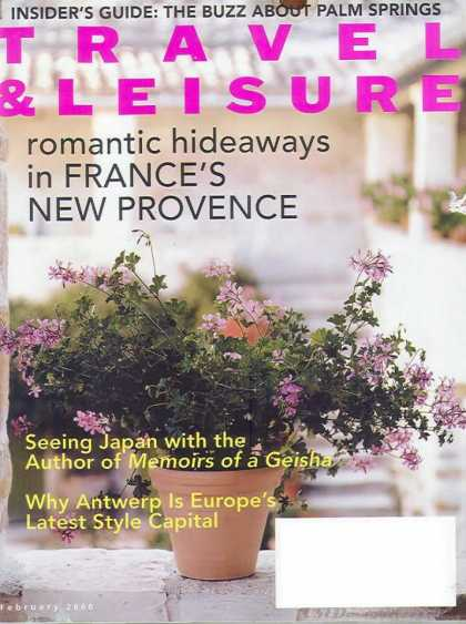 Travel & Leisure - February 2000