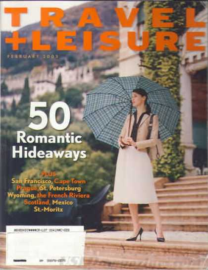 Travel & Leisure - February 2003