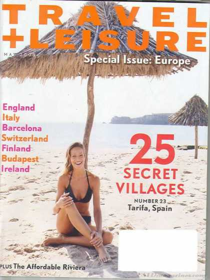 Travel & Leisure - May 2003