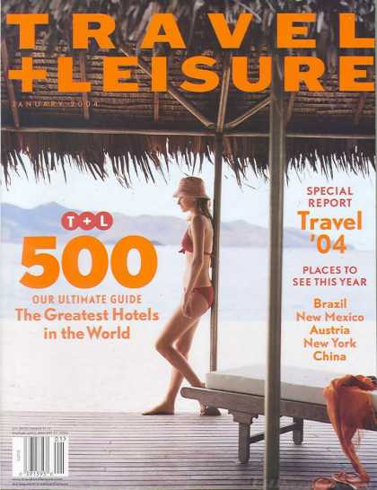 Travel & Leisure - January 2004