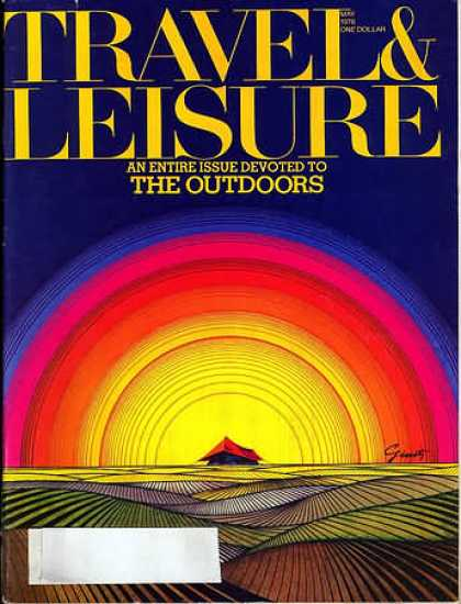 Travel & Leisure - May 1976