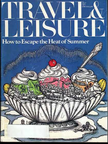 Travel & Leisure - July 1977
