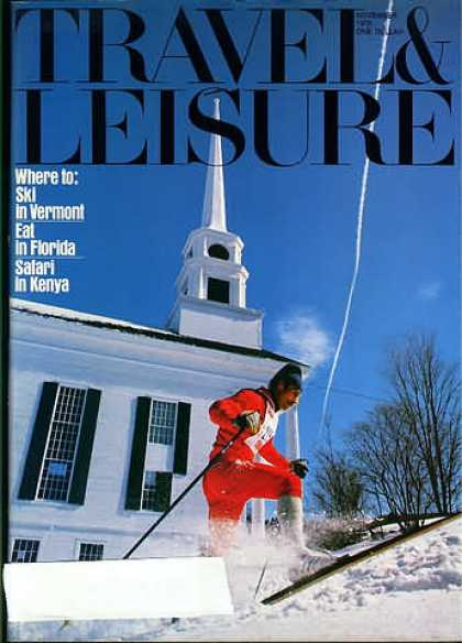 Travel & Leisure - November 1978